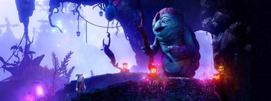 Trine 3: The Artifacts of Power arrive bientôt sur PS4