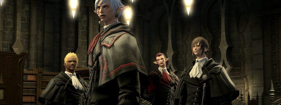 La nouvelle mise à jour de Final Fantasy XIV est maintenant disponible