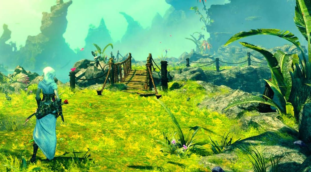 Trine 3 : The Artifacts of Power sort aujourd'hui sur PS4