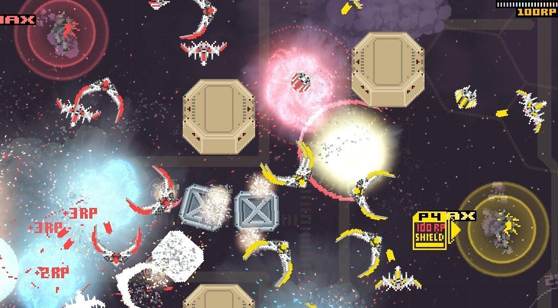 Stardust Vanguards explose tout sur son passage sur PS4 le mois prochain