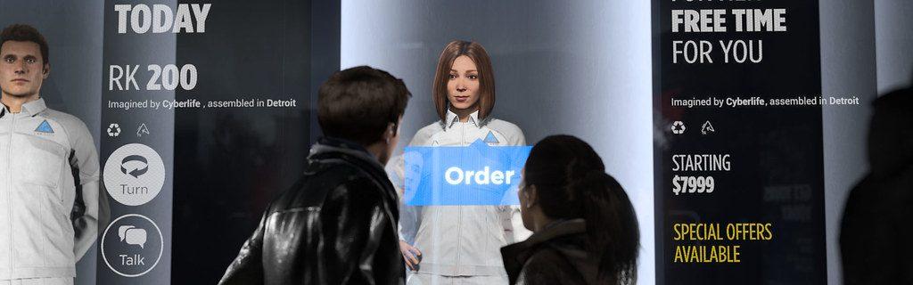 Le trailer de Detroit, la prochaine exclusivité PS4 de Quantic Dream, dévoile son doublage français
