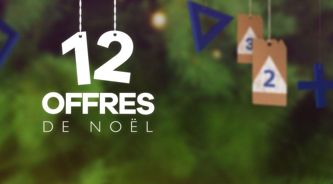 La deuxième des 12 offres de Noël du PlayStation Store est en place !