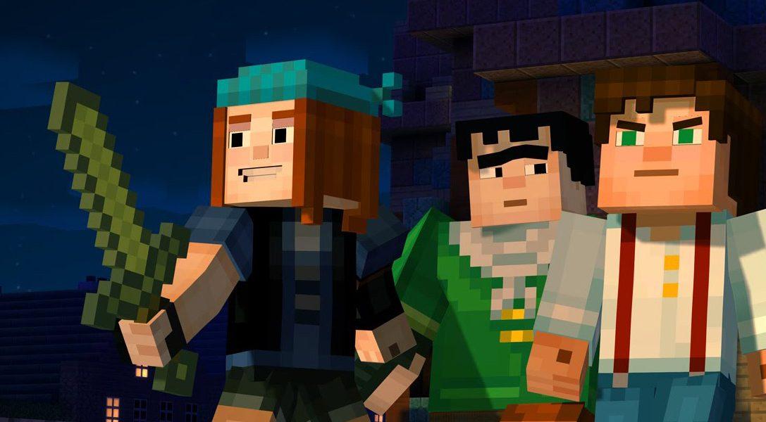 Mise à jour du PlayStation Store : Hatoful Boyfriend : Holiday Star, Minecraft : Story Mode et plus encore