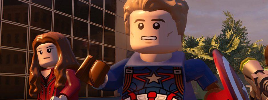 LEGO Marvel's Avengers obtient deux DLC gratuits : Captain America: Civil War et Ant-Man