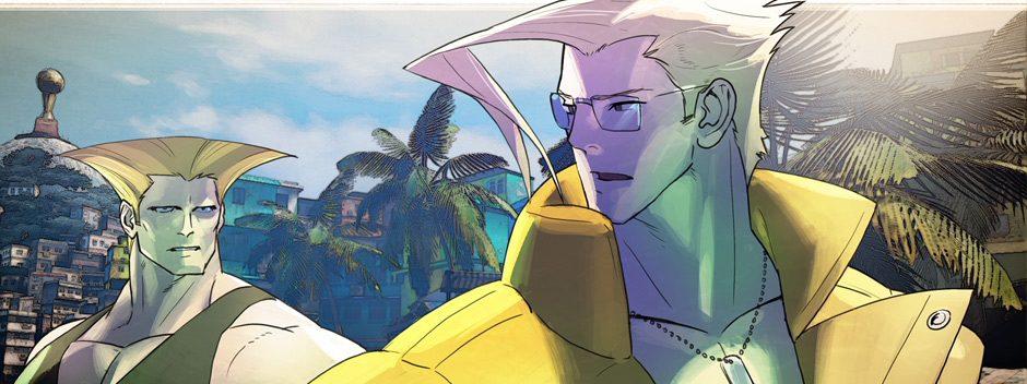 Street Fighter V : les détails de l'histoire et de l'extension vidéo gratuite révélés