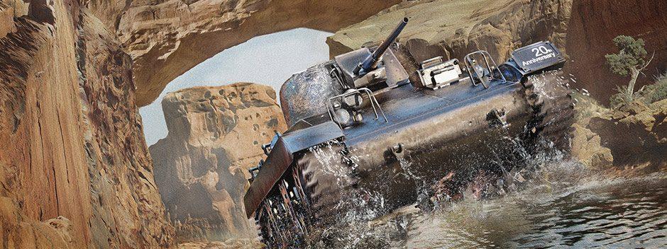 La deuxième bêta de World of Tanks débarque aujourd'hui