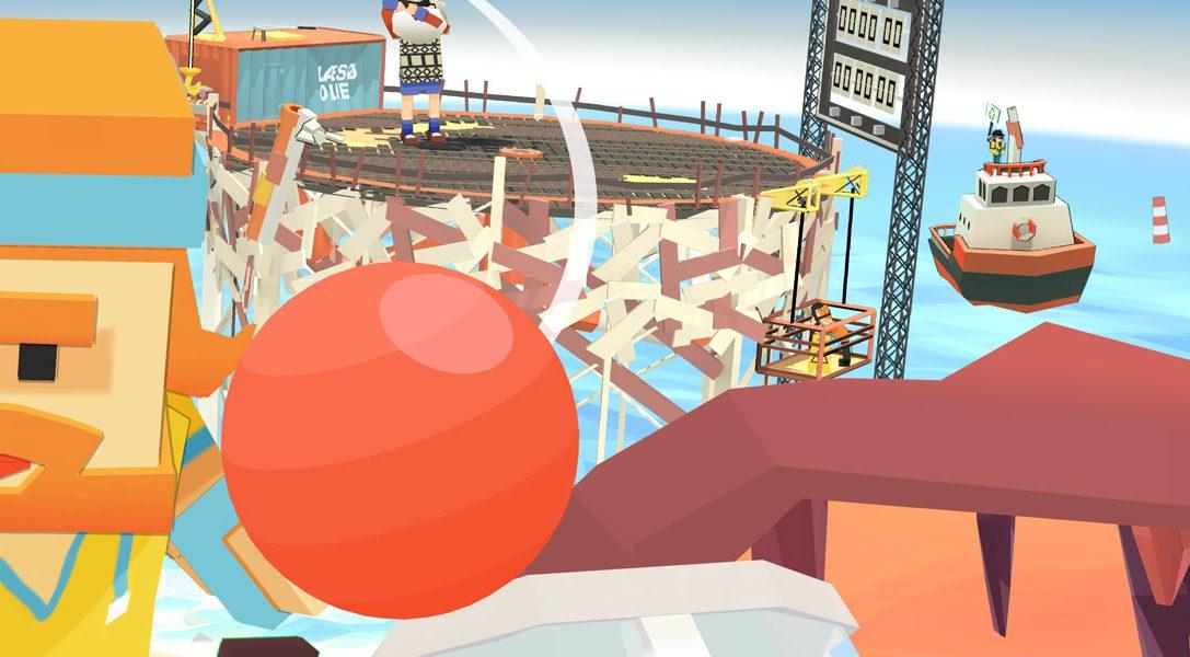 Stikbold! A Dodgeball Adventure annoncé sur PS4