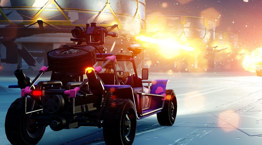 Mise à jour du PlayStation Store : Hardware: Rivals, la bêta de World of Tanks et plus encore…