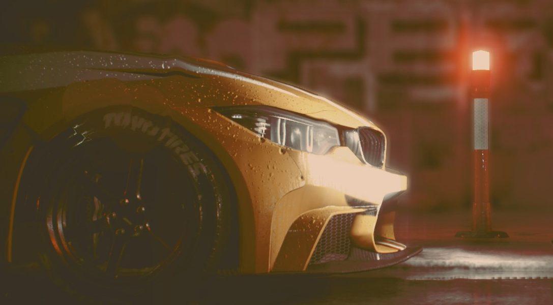 Les détails de la mise à jour Need for Speed «Showcase», disponible le 3 février