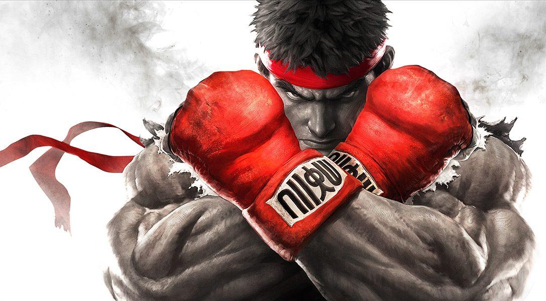 Un pack PS4 Street Fighter V annoncé