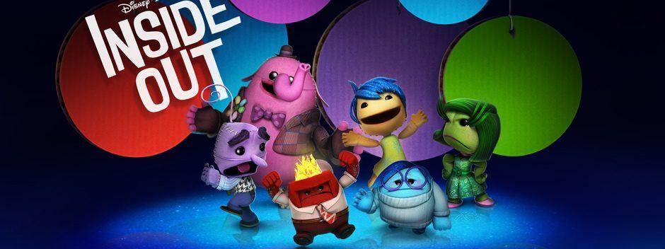 Le pack de tenues LittleBigPlanet 3 Vice-Versa est disponible cette semaine