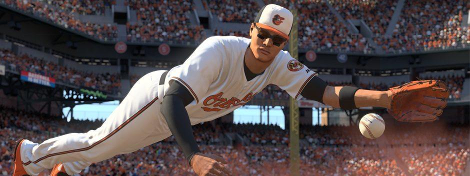 MLB The Show 16 sort dans les territoires PAL le mois prochain