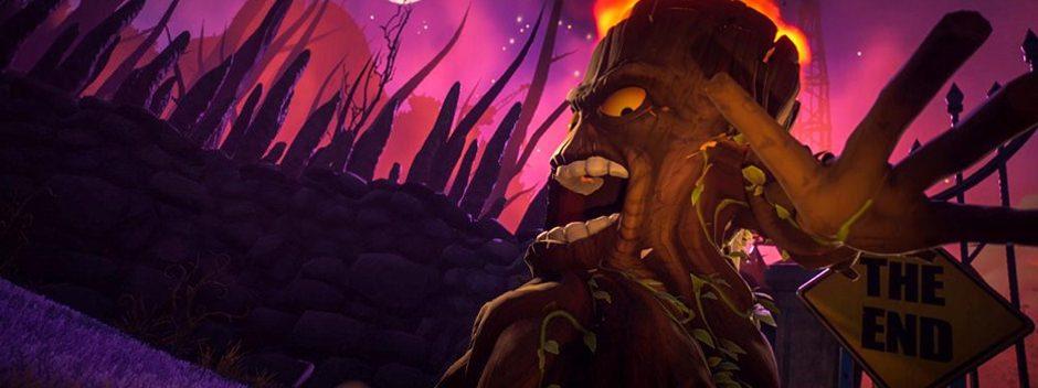 Découvrez les cartes déjantées de Plants vs. Zombies Garden Warfare 2 dans une nouvelle vidéo