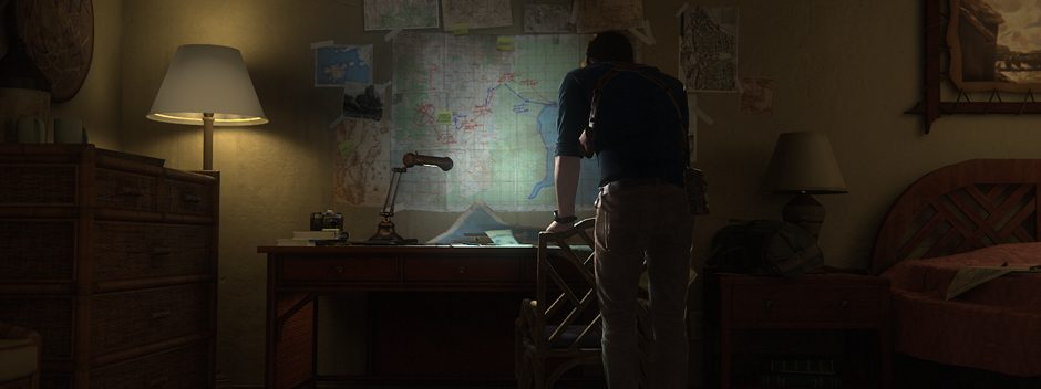 Regardez la nouvelle bande-annonce de l'histoire d'Uncharted 4: A Thief's End