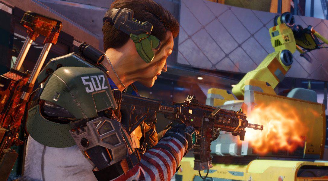 Mise à jour du PlayStation Store : le DLC de Call of Duty, Gravity Rush Remastered, Not A Hero et plus encore…