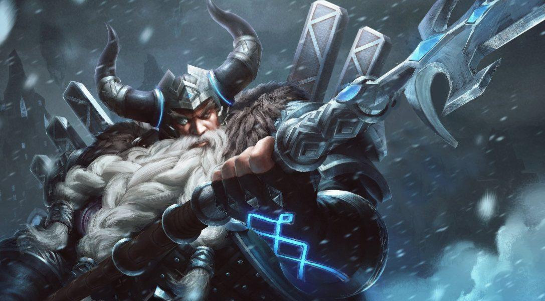 Le phénomène MOBA Smite: Battleground of the Gods arrive bientôt sur PS4