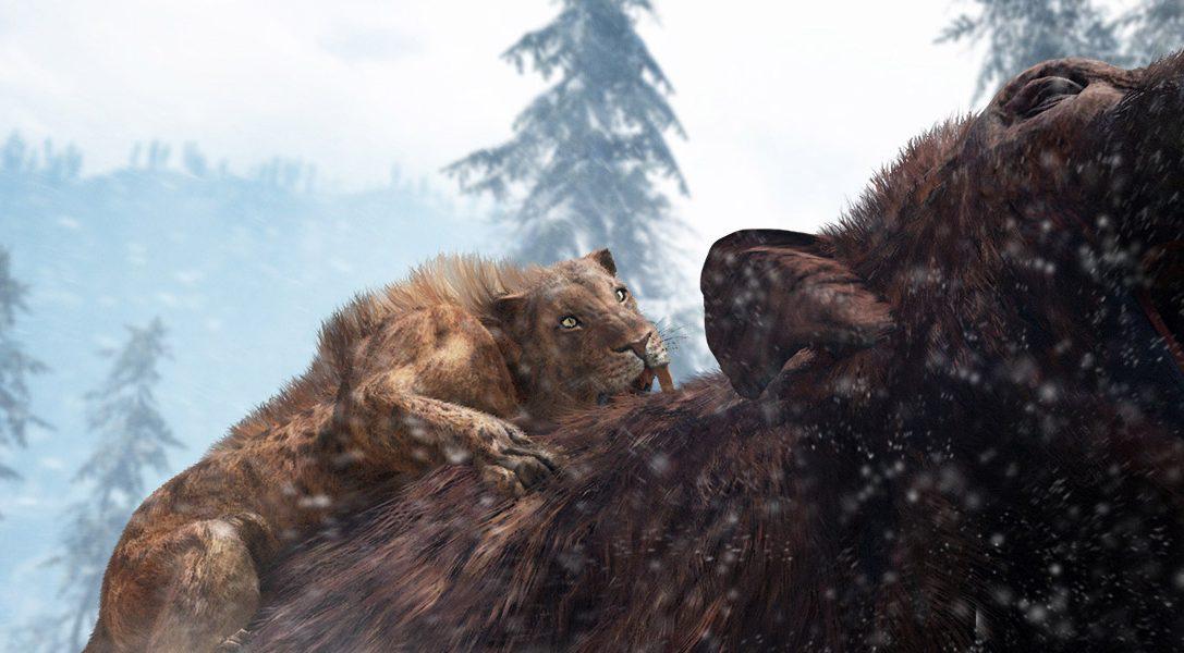 La célèbre série de jeu de tir à la première personne d'Ubisoft explore de nouveaux horizons avec Far Cry Primal