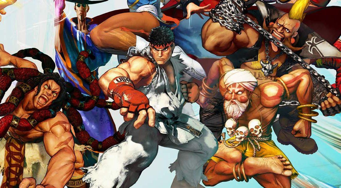 11 astuces de pro pour dominer la première semaine sur Street Fighter V