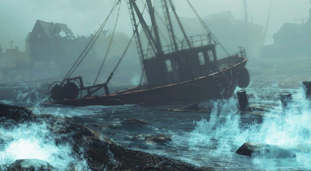 Extensions de Fallout 4 – Automatron, Wasteland Workshop, Far Harbor et plus encore