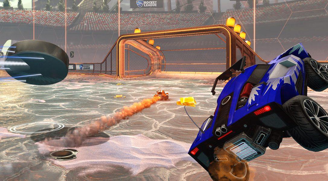 Les meilleures ventes de janvier sur le PlayStation Store : Rocket League en première place