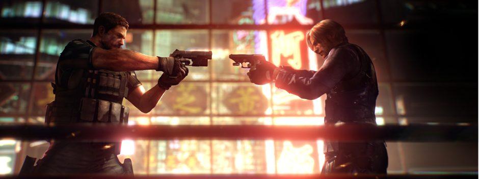 Mise à jour du PlayStation Store : Resident Evil 6, MLB The Show 16, et plus encore…