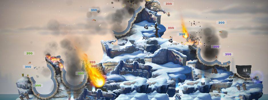 Worms W.M.D débarquera sur PS4 dans le courant de l'année !