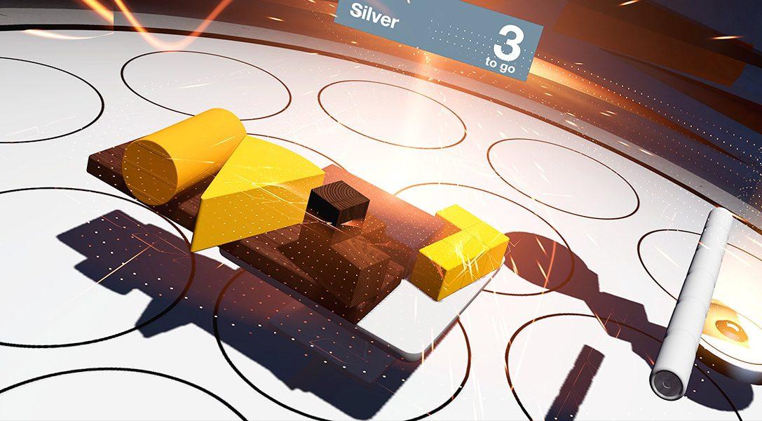 Tumble VR, de Supermassive Games, annoncé sur PS4