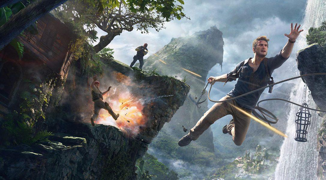 La série de vidéos « Making-of d'Uncharted 4: A Thief's End » commence aujourd'hui
