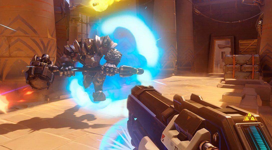 Overwatch, le jeu de tir multijoueur par équipe, sortira le 24 mai