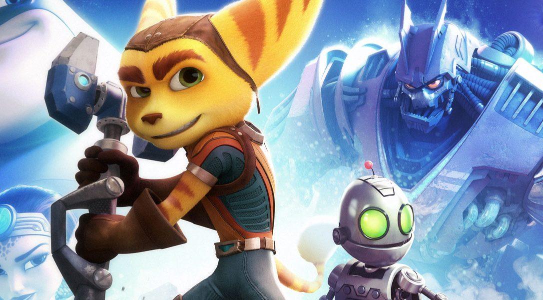 Une nouvelle bande-annonce pour le film Ratchet et Clank