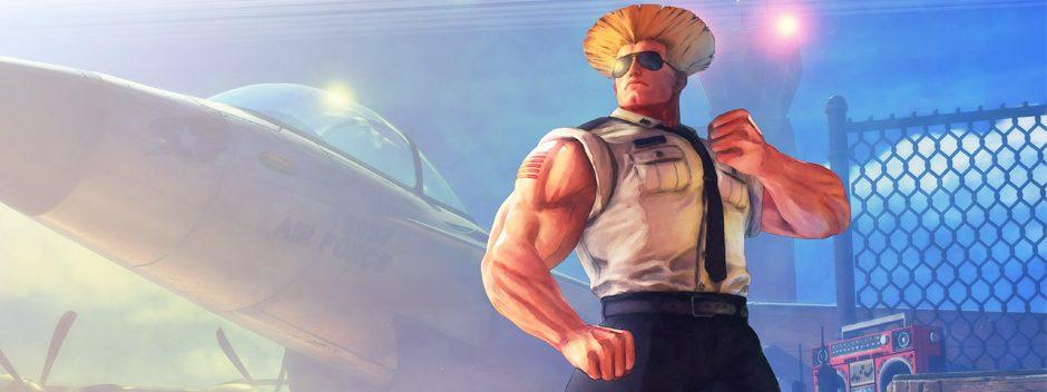Guile rejoint Street Fighter V ce mois-ci, et un système anti-rage quit est ajouté