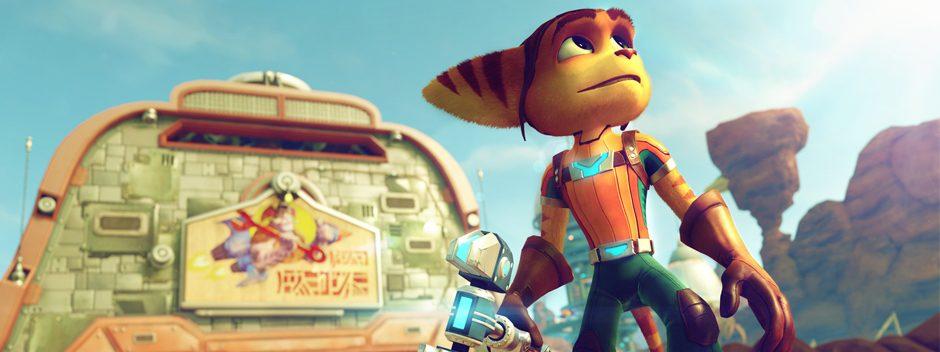 Meilleures ventes d'avril sur le PlayStation Store : Ratchet & Clank en tête !