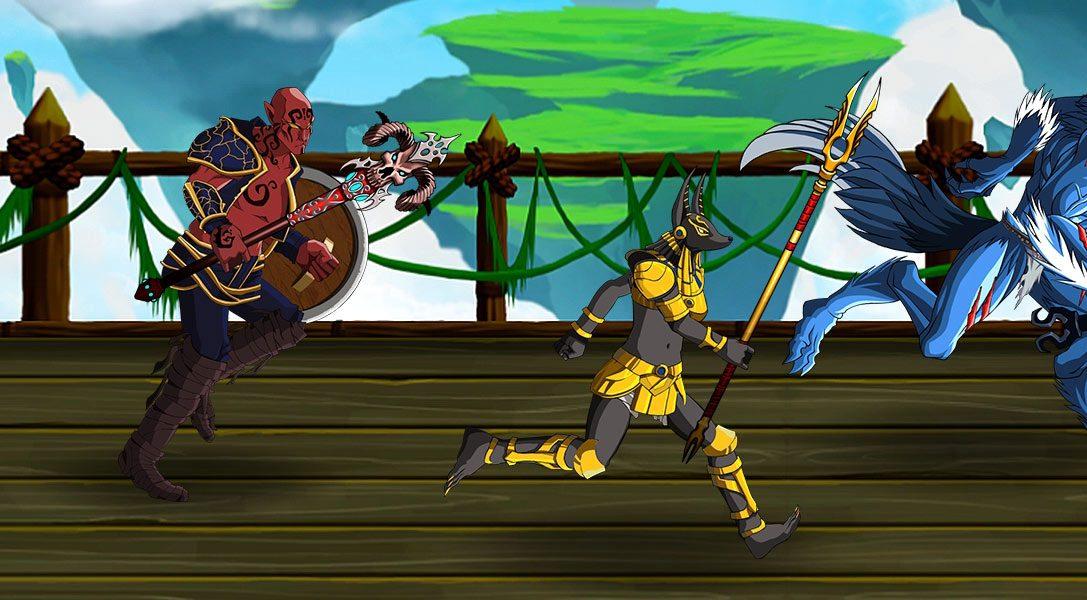 Dungeon Punks, RPG de combat en équipe, annoncé sur PS4
