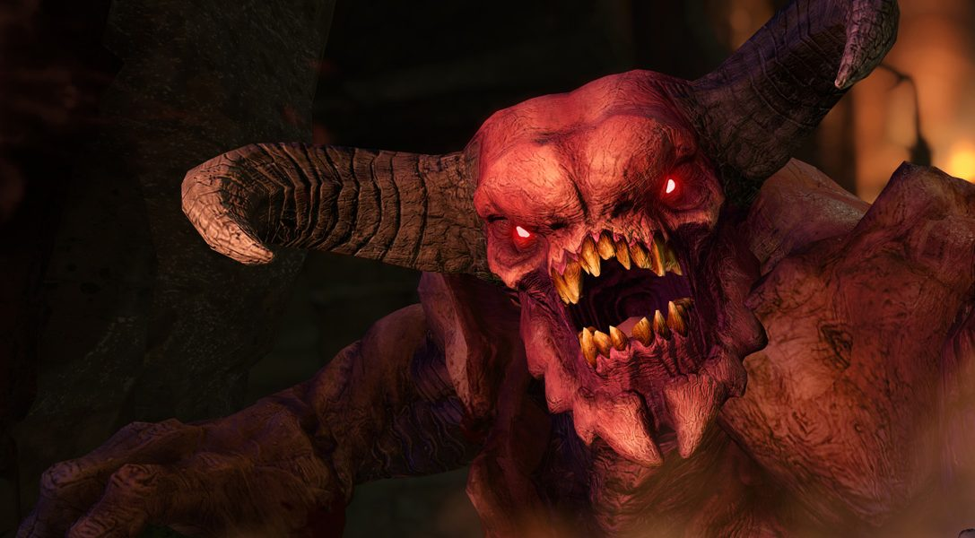 La bêta de DOOM commence aujourd'hui sur PS4