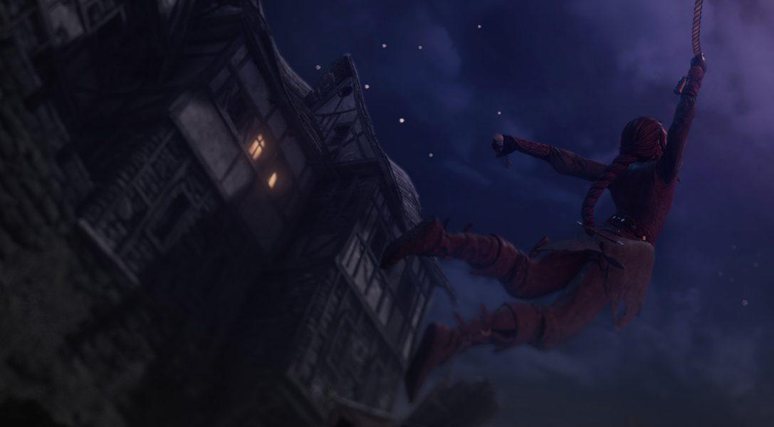 Shadwen annoncé sur PS4, par les créateurs de Trine