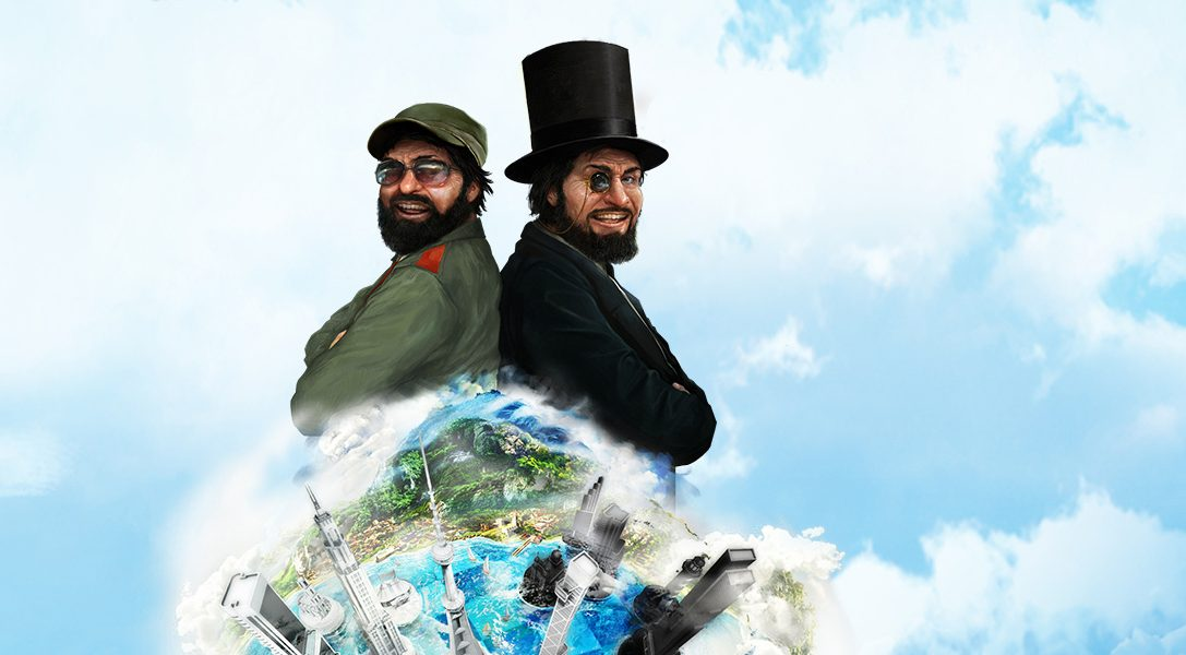 PlayStation Plus de mai : Tropico 5, Table Top Racing et bien plus