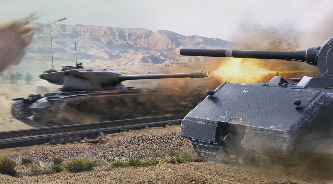 La mise à jour Acier impérial de World of Tanks est disponible