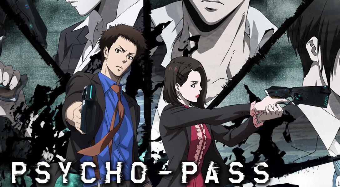PSYCHO-PASS: Mandatory Happiness arrive sur PS4, PS Vita en septembre
