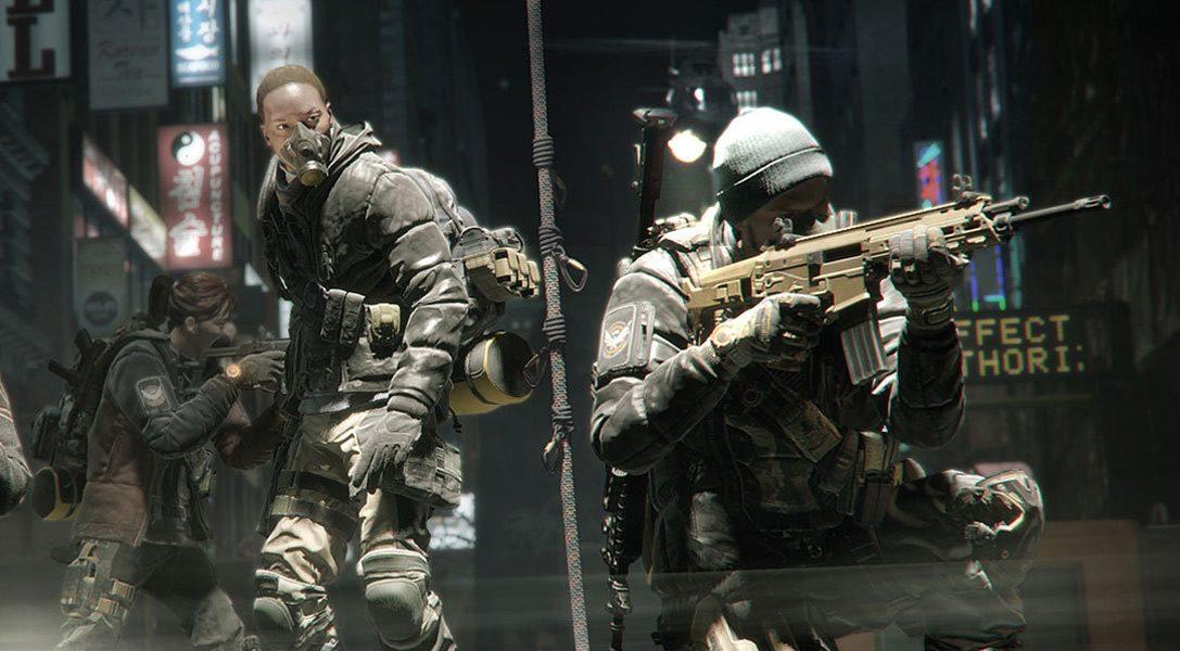 Meilleures ventes de mars sur le PlayStation Store : Tom Clancy's: The Division en première position