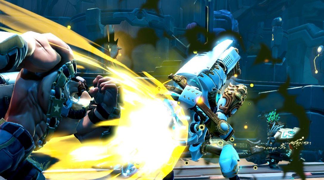 Battleborn : la bêta ouvre ses portes aujourd'hui sur PS4