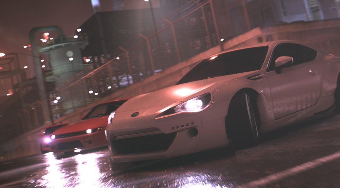 Need For Speed fait le plein de nouveaux modes, fonctionnalités, trophées et défis