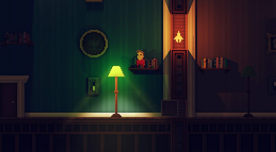 In The Shadows, le jeu de plateforme et de réflexion, est annoncé sur PS4