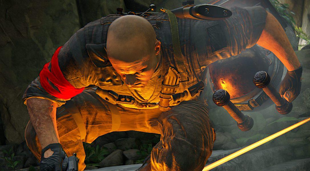Un nouveau mode multijoueur annoncé pour Uncharted 4, le mode Pillage