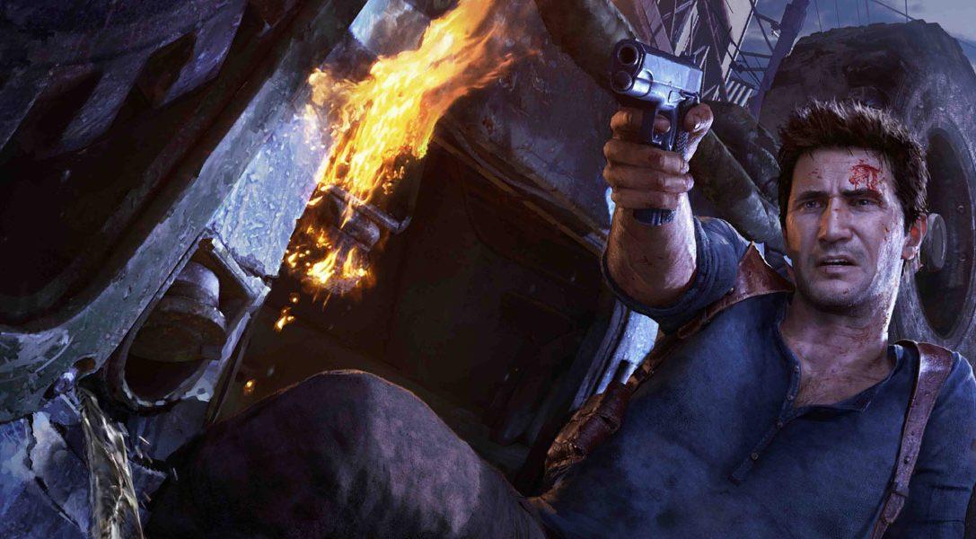 Participez au grand concours Uncharted 4: A Thief's End avec We Are PlayStation