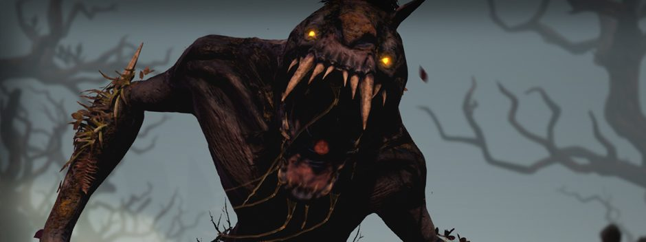 Shadow Of The Beast rugit sur PS4 aujourd'hui