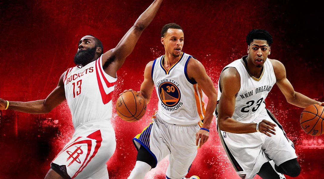 PlayStation Plus de juin : NBA 2K16 et Gone Home rejoignent le service ce mois-ci