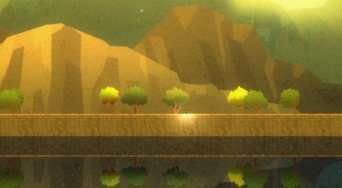 Four Sided Fantasy, jeu de plates-formes et de réflexion s'affranchissant des limites de l'écran, est annoncé sur PS4