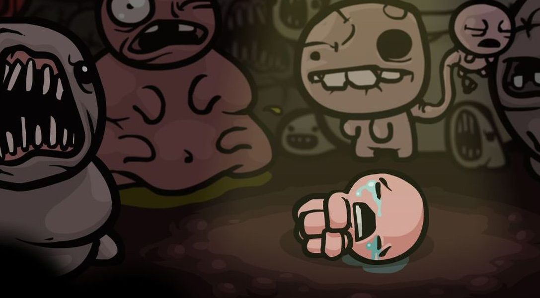 The Binding of Isaac: Afterbirth arrive sur PS4 la semaine prochaine