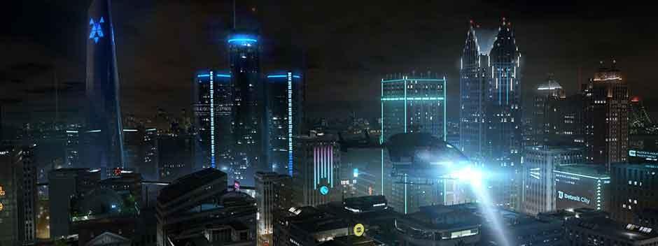 Nouveau trailer de Detroit: Become Human à l'E3 2016
