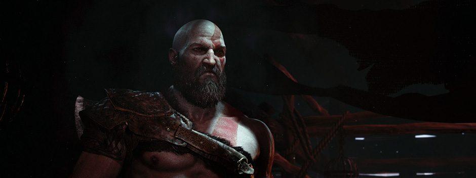 Votre premier aperçu du nouveau God of War sur PS4